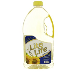 Lite Life Sunflower Oil 1.8litre