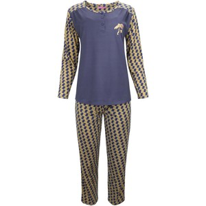 De Backers Women's Pyjama Set Long Sleeve W18-26P