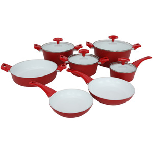 Pedrini Cookware Set 11pcs