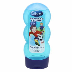 Bubchen Sports friend Shampoo And Shower 230ml