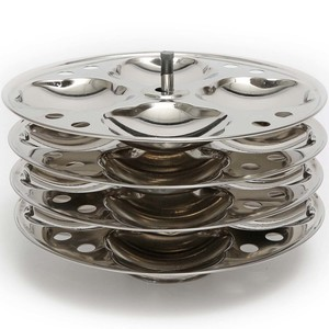 Chefline Stainless Steel Idly Stand Assorted