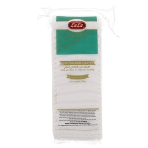 Lulu Cotton Wool Pleats 100g