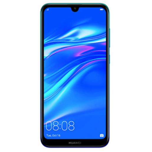 Buy Huawei Y7 Prime2019 32GB Blue - TV FESTIVAL - Lulu