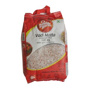Double Horse Palakkadan Vadi Matta Rice Long Grain 10kg