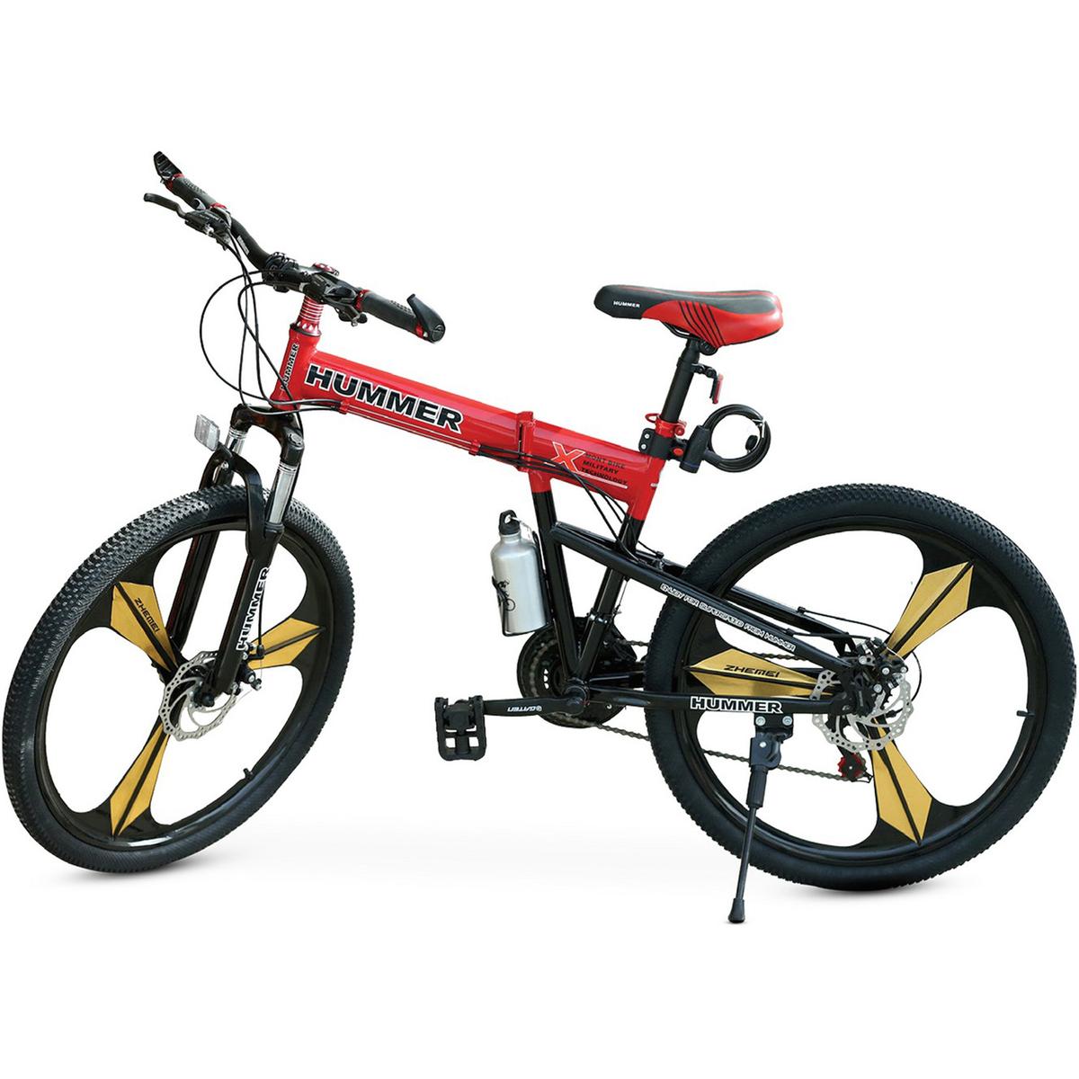 Buy Hummer Bicycle 14inch HUM-14 Alloy Wheel (Assorted ... | hummer bike sale