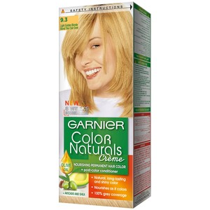 Garnier Color Naturals 9.3 Light Golden Blond Hair Color 1 Packet