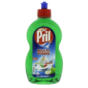 Pril Dish Wash Liquid Apple 500ml