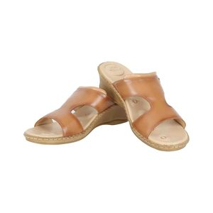 Von Wellx Women's Sandals 14001 Beige