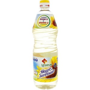 Lesieur Sunflower Oil 1Litre