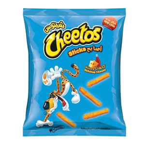 Cheetos Ketchup Sticks  30g