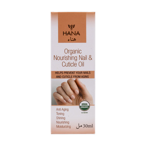 Hana Organic Nourishing Nail and Cuticle Oil 30ml