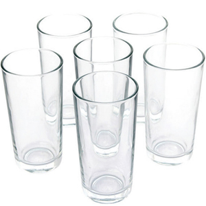 Pasabahce Alanya Glass 6pcs