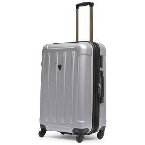 Heys Frontier 4 Wheel Hard Trolley 21inch Silver