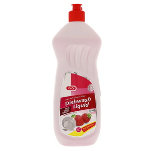 Lulu Platinum  Dish Wash Liquid Strawberry 750ml