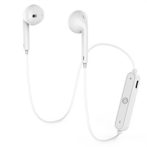 Iends Sports Wireless Earphone With Built-In Mic White