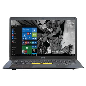 "Touchmate Batman 14""  Notebook,Intel Celeron N3350 2.4 GHz Processor,64GB Internal, 4GB DDR3 RAM,Black"
