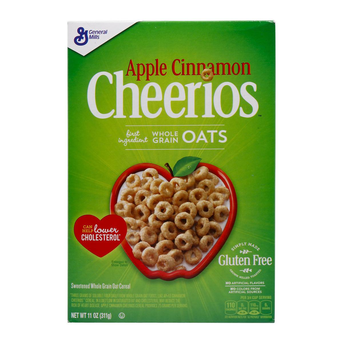 Apple Cinnamon Cheerios 311g