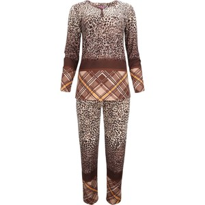 De Backers Women's Pyjama Set Long Sleeve W18-02P