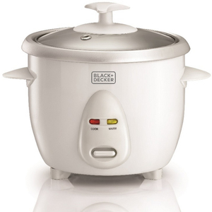 Black & Decker Rice Cooker RC650B5 0.6Ltr