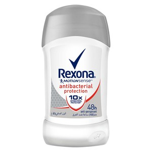 Rexona Women Antiperspirant Stick Anti-Bacterial, 40g