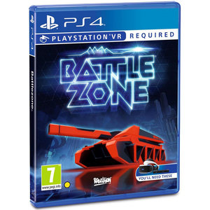 PS4 VR Battlezone
