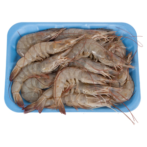 Prawns Medium Uncleaned 350g Approx weight