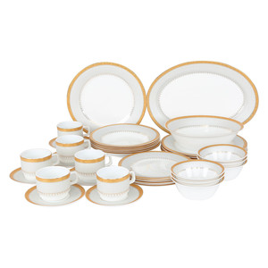 Chefline Opal Dinner Set K1707 38pcs