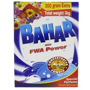 Bahar Washing Powder Fresh Blossom 2.7kg