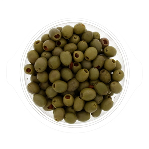 Hutesa Spanish Green Olive Stuffed Pimiento 300g