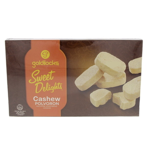 Goldilocks Sweet Delights Cashew Polvoron 300g