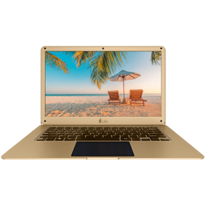 I-Life Notebook Zed Air 2 Celrone Gold