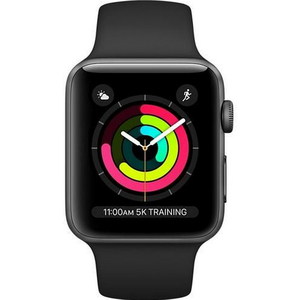 Apple Smart Watch Series 3 MR362LL/A 42mm Space Grey