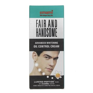 Emami Fair And Handsome Advanced Whitening Cream 50 Gm