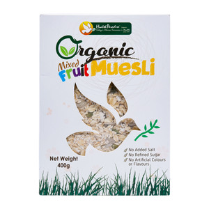 Health Paradise Organic Mixed Fruit Muesli 400g