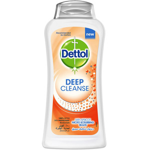 Dettol Deep Cleanse Apricot Body Wash 250ml
