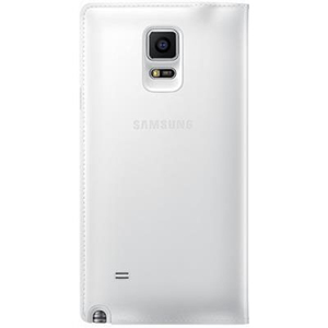 Samsung Note 4 S-View Case CN910 White