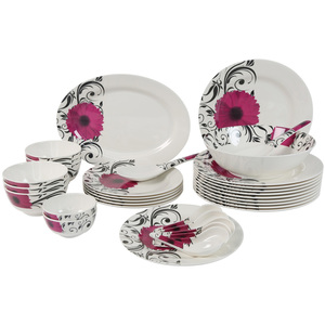 Melamine Dinner Set Color Story 34pcs