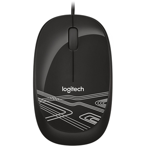 Logitech Corded Optical Mouse M105