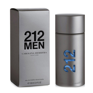 Carolina Herrera EDT 212 Men 100 Ml