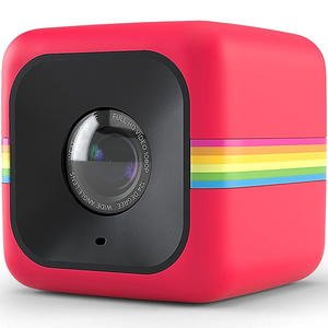 Polaroid Action Camera CUBE+ 8MP Red