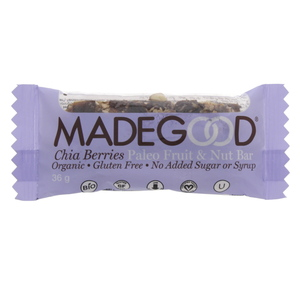 Made Good Chia Berries Paleo Fruit And Nut Bar 36g
