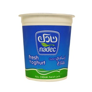 Nadec Fresh Yoghurt Full Cream 400g