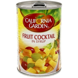 California Garden Tropical Fruit Cocktail In Syrup 415g