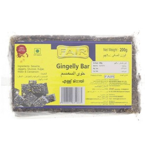 Fair Gingelly Bar 200g