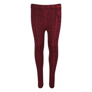 Eten Girls Leggings 1242254 Maroon 10-16Y