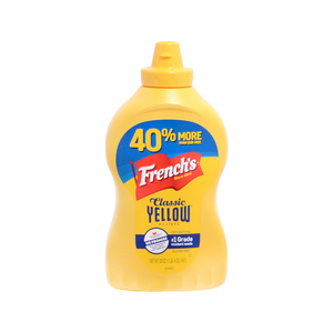 French's Classic Yellow Mustard 567g