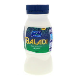 Almarai Baladi Rich And Creamy Laban 180ml