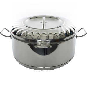 Chefline Stainless Steel Hot Pot Solitaire 8500ml