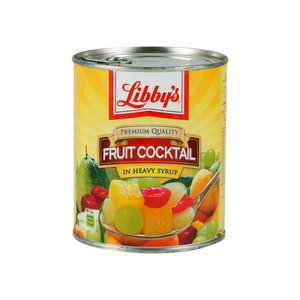 Libby's Fruit Cocktail In Heavy Syrup 825g