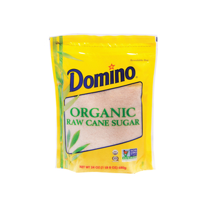 Domino Organic Raw Cane Sugar 680g
